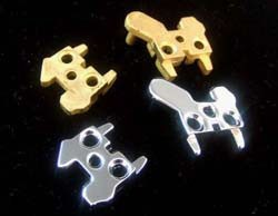 Brass Diecasting items | Chrome Plating in China
